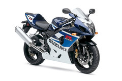 Photo of a 2005 Suzuki GSX-R 750