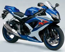 Photo of a 2008 Suzuki GSX-R 750