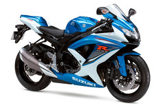 Photo of a 2009 Suzuki GSX-R 750