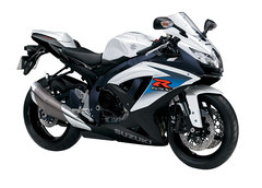 Photo of a 2010 Suzuki GSX-R 750