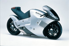Photo of a 1987 Suzuki Nuda