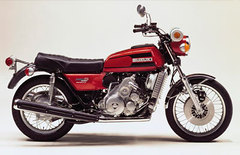 Photo of a 1974 Suzuki RE-5