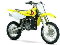 Photo of a 2009 Suzuki RM 85