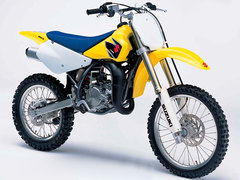 Photo of a 2007 Suzuki RM 85 L