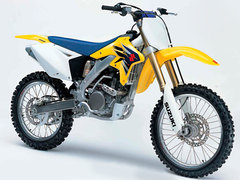 Photo of a 2007 Suzuki RM-Z 250