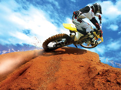 Photo of a 2010 Suzuki RM-Z 250