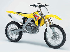 Photo of a 2005 Suzuki RM-Z 450