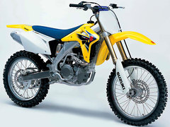 Photo of a 2007 Suzuki RM-Z 450