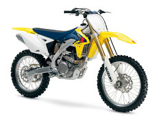 Photo of a 2008 Suzuki RM-Z 450