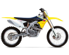 Photo of a 2009 Suzuki RM-Z 450