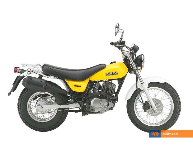 2003 Suzuki RV 125 (Vanvan)