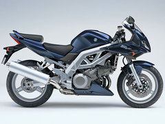 Photo of a 2005 Suzuki SV 1000 S