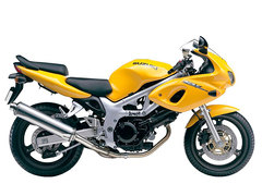 Photo of a 2001 Suzuki SV 650 S