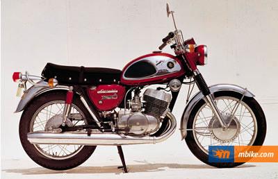1968 Suzuki T 500
