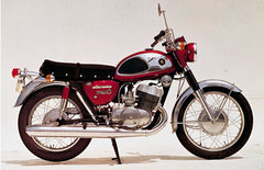 Photo of a 1972 Suzuki T 500