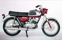Photo of a 1970 Suzuki T20