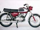 1970 Suzuki T20
