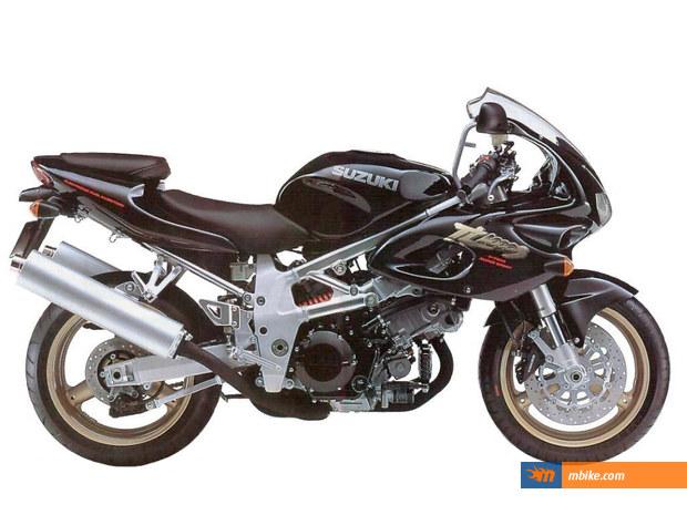1997 Suzuki TL 1000 S