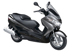 Photo of a 2007 Suzuki UH 125