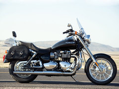 Photo of a 2010 Triumph America