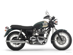 Photo of a 2004 Triumph Bonneville 800