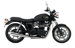 Photo of a 2009 Triumph Bonneville 900