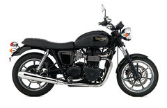 Photo of a 2010 Triumph Bonneville T 100