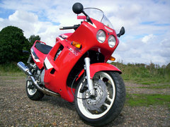 Photo of a 1993 Triumph Daytona 1000