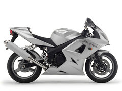 Photo of a 2004 Triumph Daytona 600