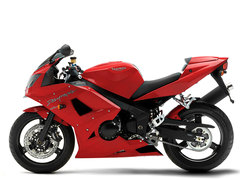 Photo of a 2005 Triumph Daytona 650
