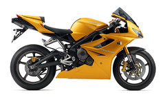 Photo of a 2005 Triumph Daytona 675