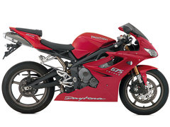 Photo of a 2009 Triumph Daytona 675
