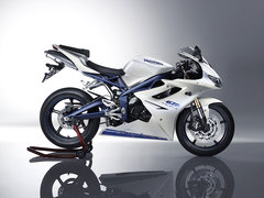 Photo of a 2010 Triumph Daytona 675SE Special Edition