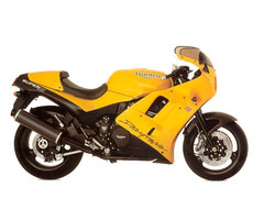 Photo of a 1995 Triumph Daytona 900 Super III