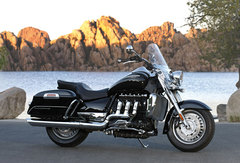 Photo of a 2008 Triumph Rocket III Touring