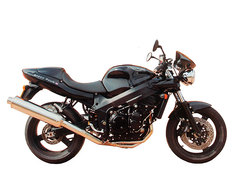 Photo of a 2002 Triumph Speed Four