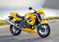 Photo of a 2003 Triumph Speed Four 600