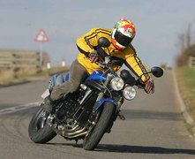Photo of a 2006 Triumph Speed Triple 1050