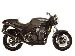 Photo of a 1996 Triumph Speed Triple 900