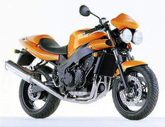 1997 Triumph Speed Triple T509