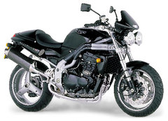 1998 Triumph Speed Triple T509