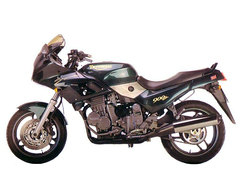 Photo of a 1993 Triumph Sprint 900
