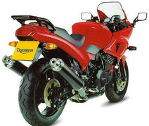 Photo of a 1998 Triumph Sprint Sport