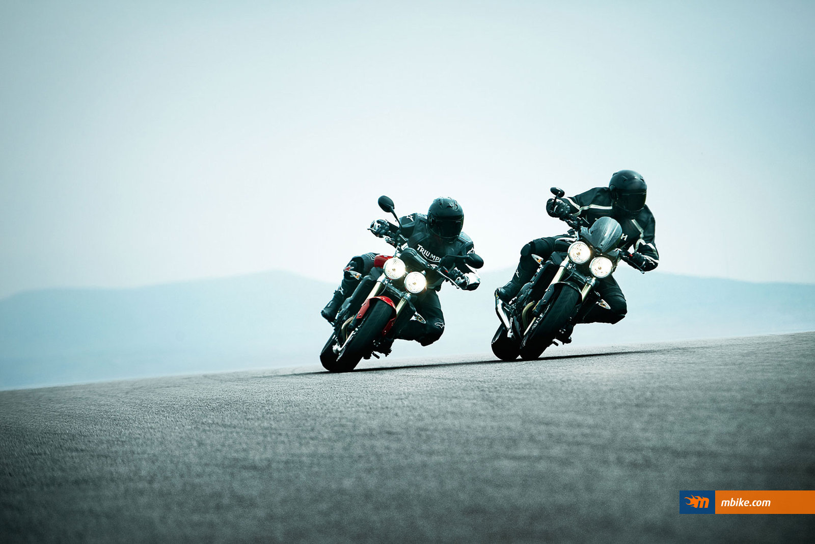 2010 Triumph Street Triple 675 Wallpaper Mbikecom
