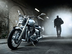 Photo of a 2010 Triumph Thunderbird