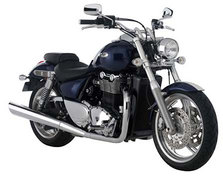 Photo of a 2002 Triumph Thunderbird 900 Sport