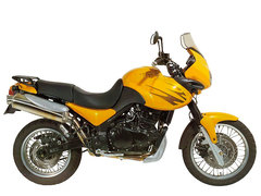 Photo of a 2000 Triumph Tiger 900