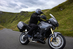 Photo of a 2010 Triumph Tiger Special Edition