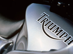 Photo of a 2003 Triumph Trophy 1200