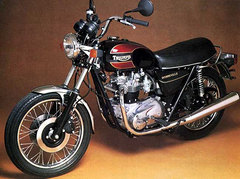 Photo of a 1983 Triumph TSS